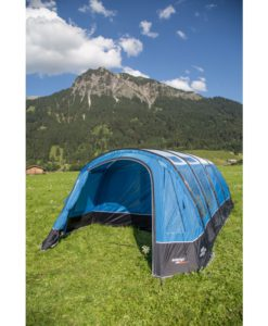 Tiendas acampada aire